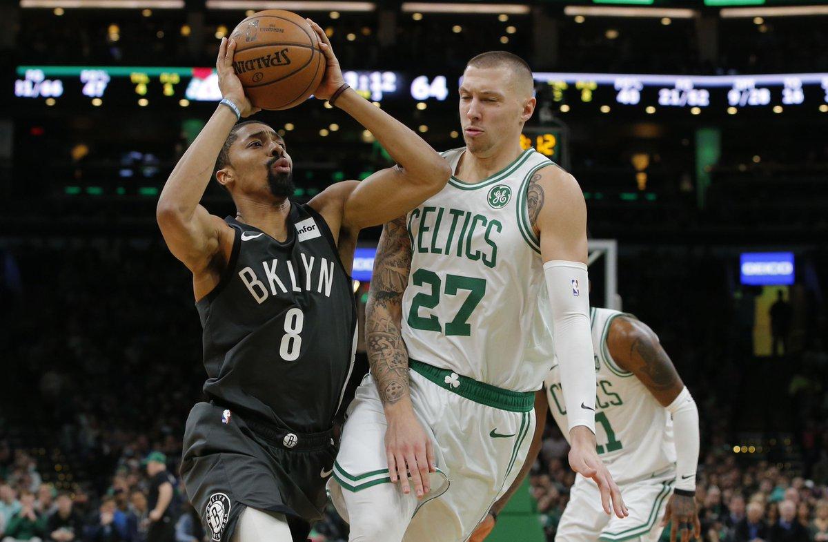 Preview  Boston Celtics at Brooklyn Nets Game  43  celticsblog.com 2019 1 14 1818… https   t.co QVBT3hlmUZ a719ac0ec