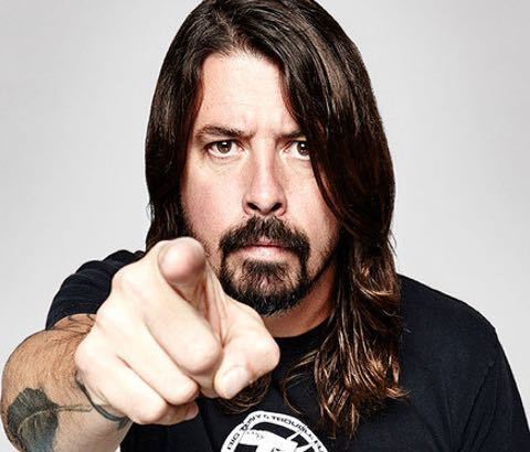Dave Grohl turns 50 today and he wants you to listen to Take Immediate Cover at 4PM to celebrate with Nirvana and Foo Fighters covers. ~ Do you need more funk in your life? Tune in to Fully FUNKtional today at 5pm for help with that. Photo