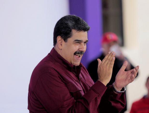 #MaduroMemoriaYCuentaANC: Tremendo discurso, querido Presi. Todo un exito de logros y de anuncios futuros. Cuenta con tu pueblo, que siempre estara a tu lado luchando por la PAZ de la Patria. Dios te bendiga, Nicolas. Photo