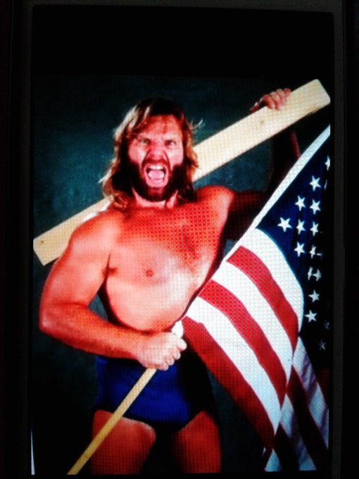 Happy birthday Jim Duggan.