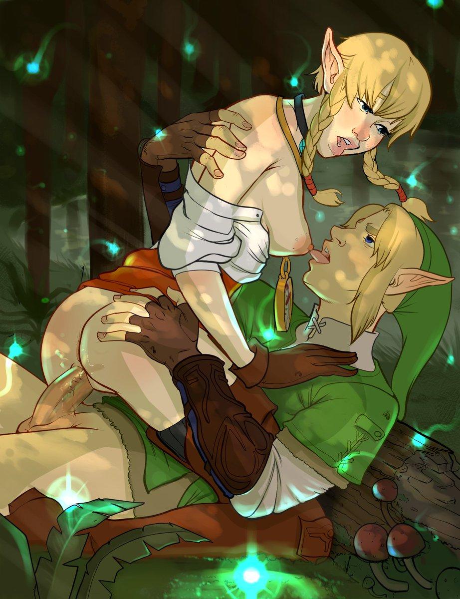 Hentai the legend of zelda