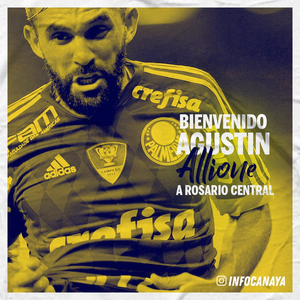 InfoCanaya's photo on Agustín Allione
