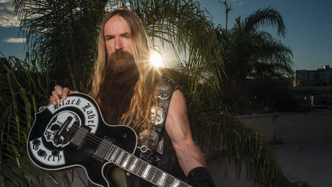 Happy birthday to ist Zakk Wylde!