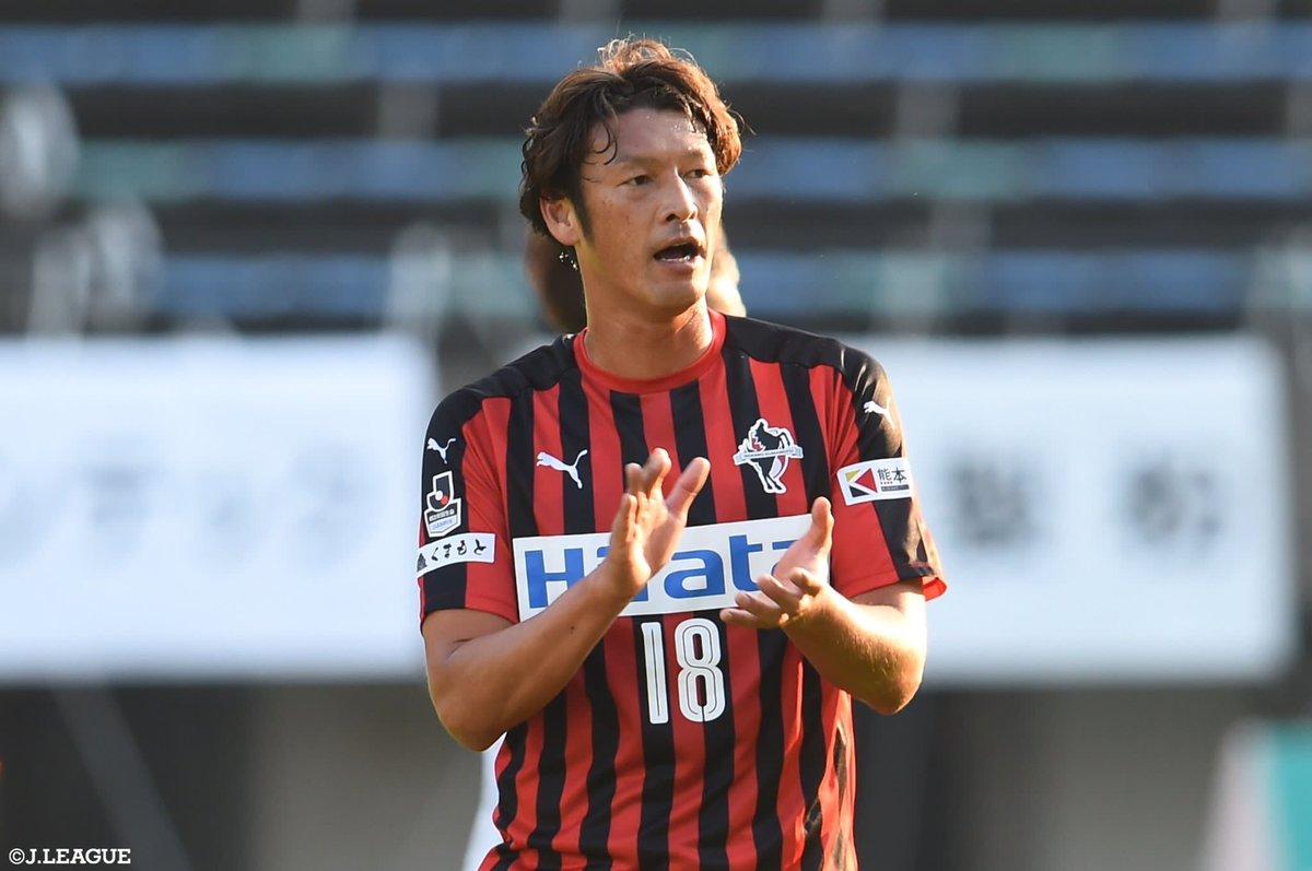 #ロアッソ熊本 の、 #巻誠一郎 選手が現役引退を発表しました。 16年間、お疲れ様でした????????✨ @roassoofficial @makiseiichiro36 #Jリーグ