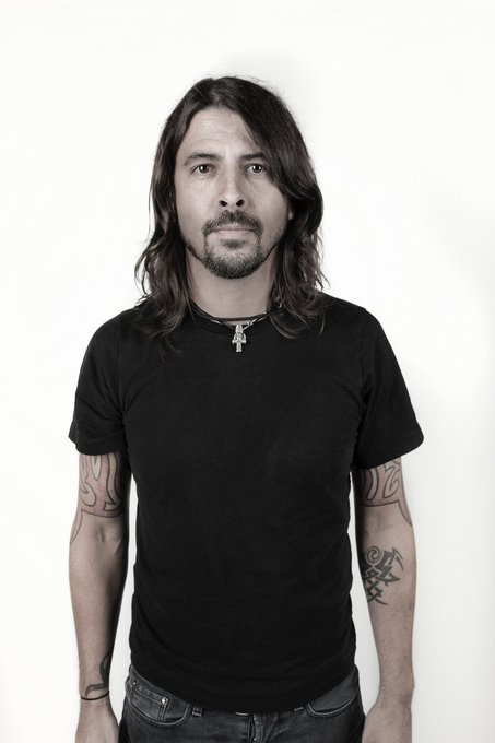 Wishing a very Happy Birthday to Dave Grohl!  : Ryan Hunter