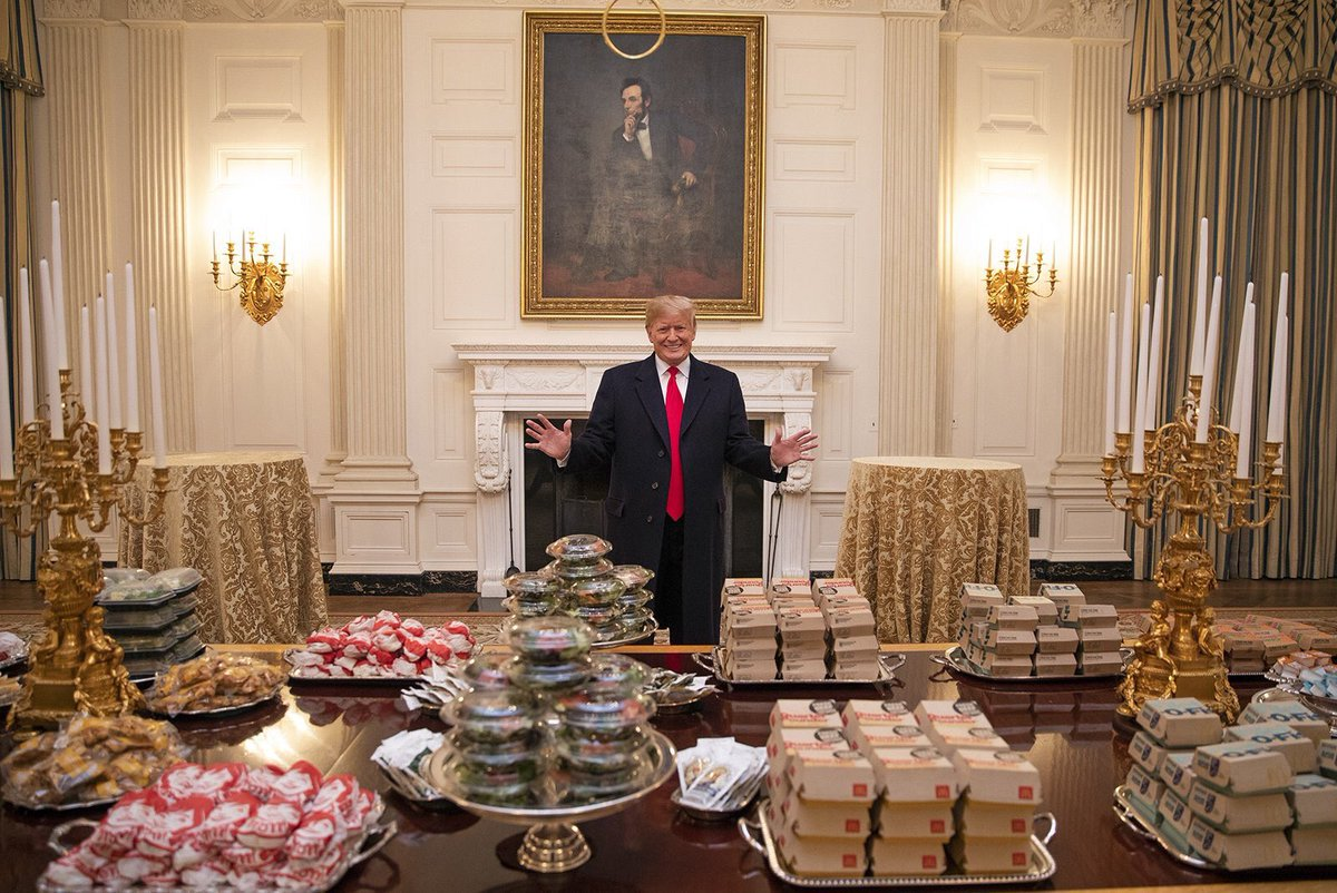 """But only one of these burgers contains the antidote, Mr. Bond."""