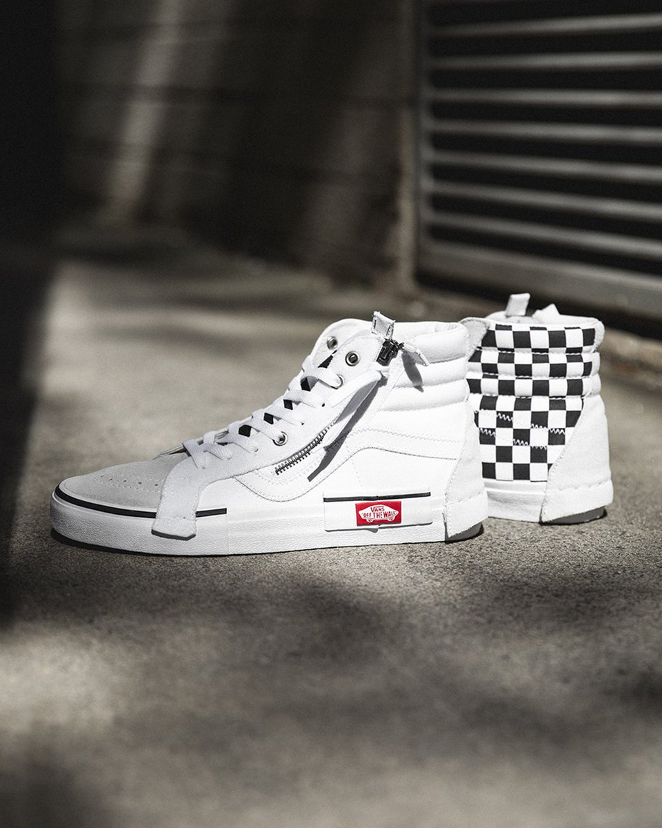 Out Now: http://bit.ly/2FAOrMm Presenting the Cut n' Paste collection from Vans. Available in limited numbers at #HypeDC, online and at select stores: Pitt Street Mall (NSW), World Square (NSW), QVM (VIC), Albert Street (QLD), Carillon (WA), Rundle Mall (SA)