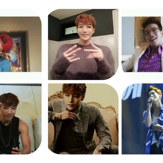 @Jun2daKAY Happy birthday🎉 I hope that Minjun will continue to shine always with a smile😃 love you~💗 #YangguBoyJunKayDay 사진