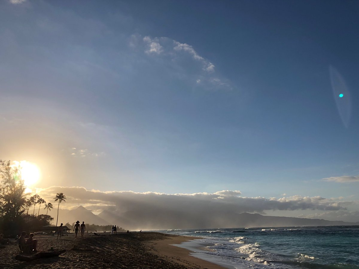 test Twitter Media - Skies have cleared in the north shore. #cmweather #maui #beach https://t.co/danjAWph1L