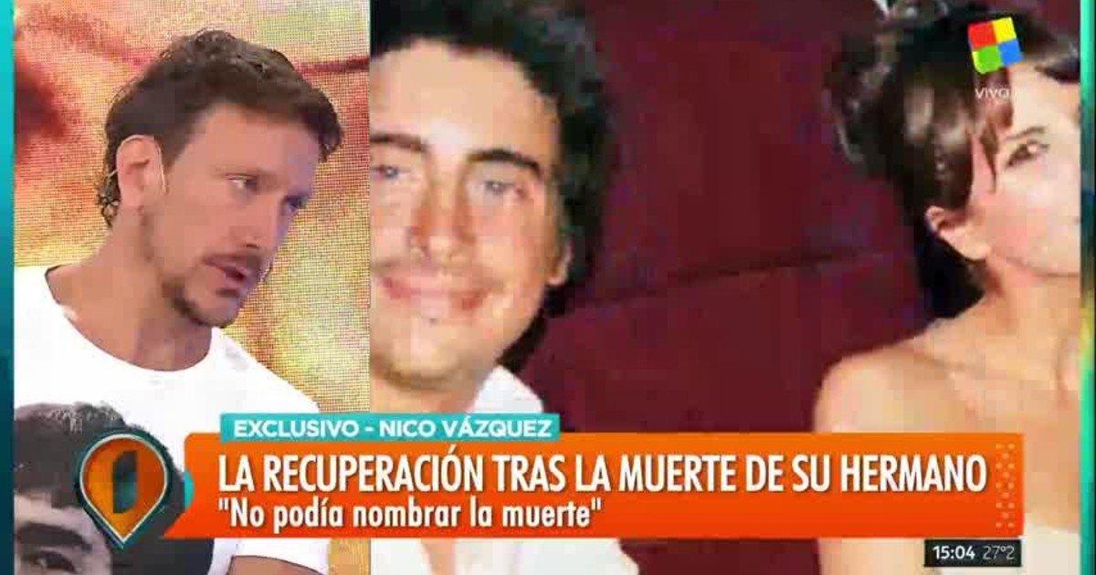 América Hoy's photo on Nico Vázquez