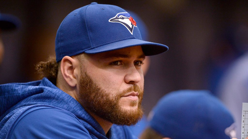Did the #BlueJays make the right call moving on from Russell Martin?   @DShulman_ESPN weighs in next on #PrimeTimeSports.   Listen here 👉  https://t.co/kGILl37UoU