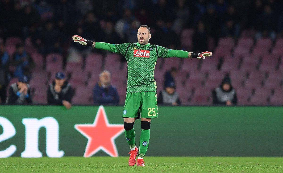 Con Ospina, Napoli venció a Sassuolo y avanzó a cuartos de final de #CopaItalia   http://bit.ly/2sqnyTy