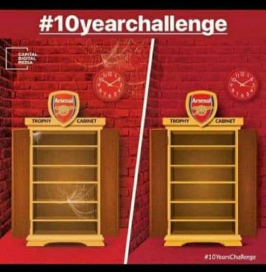 #10yearchallenege  #Arsenal https://t.co/pp1lRMSnCu