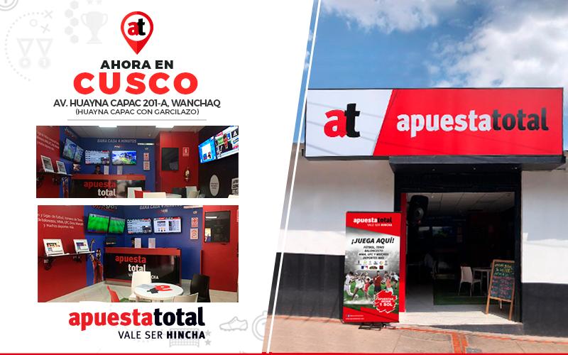 Cómo funciona una franquicia de Apuesta Total > Conoce más de como arrancar tu negocio y de la casa que tantos locales ha abierto en el Perú.