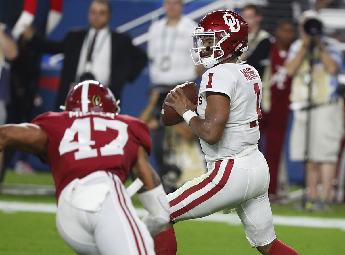 Oklahoma quarterback and Heisman Trophy winner Kyler Murray declares for the 2019 #NFLDraft https://t.co/WM31kvrFVG