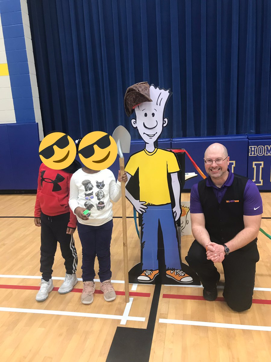 NED's Mindset Mission came to visit our Comboni Lions today! A great message of perseverance and the power of yet #growthmindset. Don't forget to get those yo-yos and help #payitforward so other schools can hear NED's message! @StDanielComboni @thenedshows<br>http://pic.twitter.com/ClDxFT2HJi