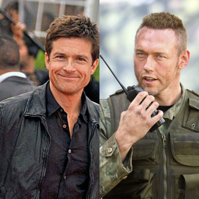 Happy Birthday, Jason Bateman, and the mean guy from Lost (and a lot of other stuff) Kevin Durand
