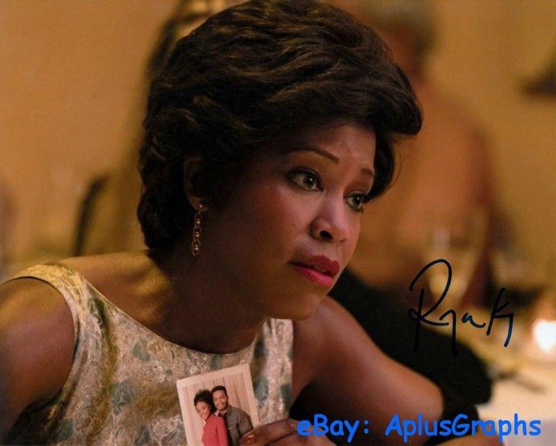 Happy Birthday, Regina King!