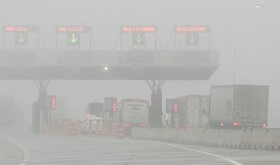 RT @info7mty: Continúa cerrada Autopista Monterrey-Saltillo https://t.co/5KbtAiBNDq https://t.co/BaiaPRMv6a