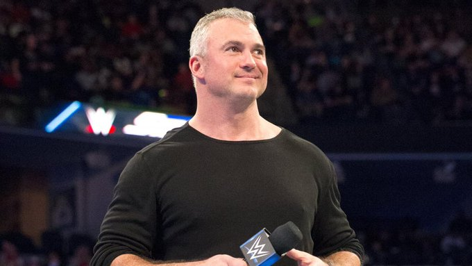Happy 49th Birthday to Shane McMahon