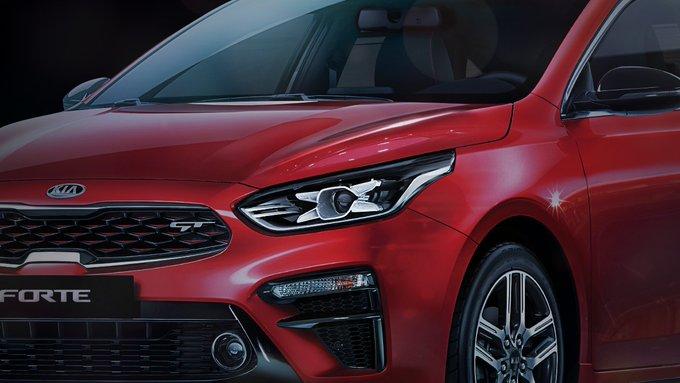 #KIAForte GT Hatchback disponible en todos nuestros distribuidores a partir del 17 de enero. 😎🔥 Obtén tu beneficio de preventa aquí → Foto