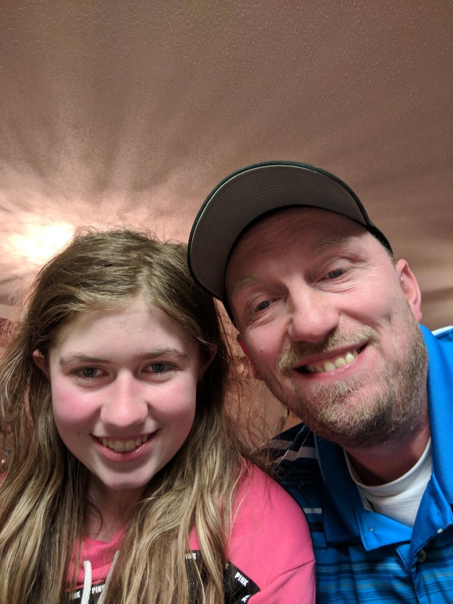 Got this message from #JaymeCloss uncle shortly after attending today&#39;s 1st court appearance. He&#39;s not focusing on Jake Patterson. He&#39;s focused on his amazing, awe-inspiring niece who found a slim opening after a terrifying 88 days. <br>http://pic.twitter.com/d30Ih1CN2X