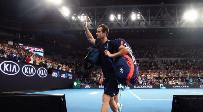 #VideoTD 📹 ¡Dice adiós! 👋🏻 Andy Murray se despide del tenis profesional 🎾 Photo