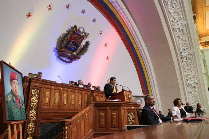 #RESUMEN | Conoce los anuncios más importantes realizados por el presidente Nicolás Maduro durante la presentación de balance anual y Plan de la Patria 2019 - 2025 #MaduroMemoriaYCuentaANC Photo