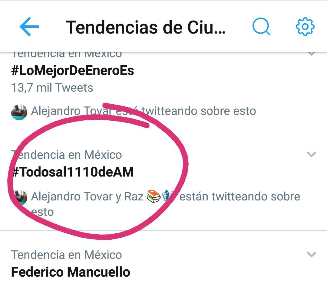 Jesús Martín Mendoza's photo on #Todosal1110deAM