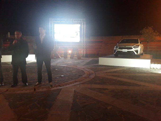 El KIA Forte Hatchback llega a México en 3 variantes: EX (man y aut) GT-Line (man y aut) y GT (man y aut). Las primeras dos portan el motor Atkinson que también incluye la versión sedá #KIAForte Foto
