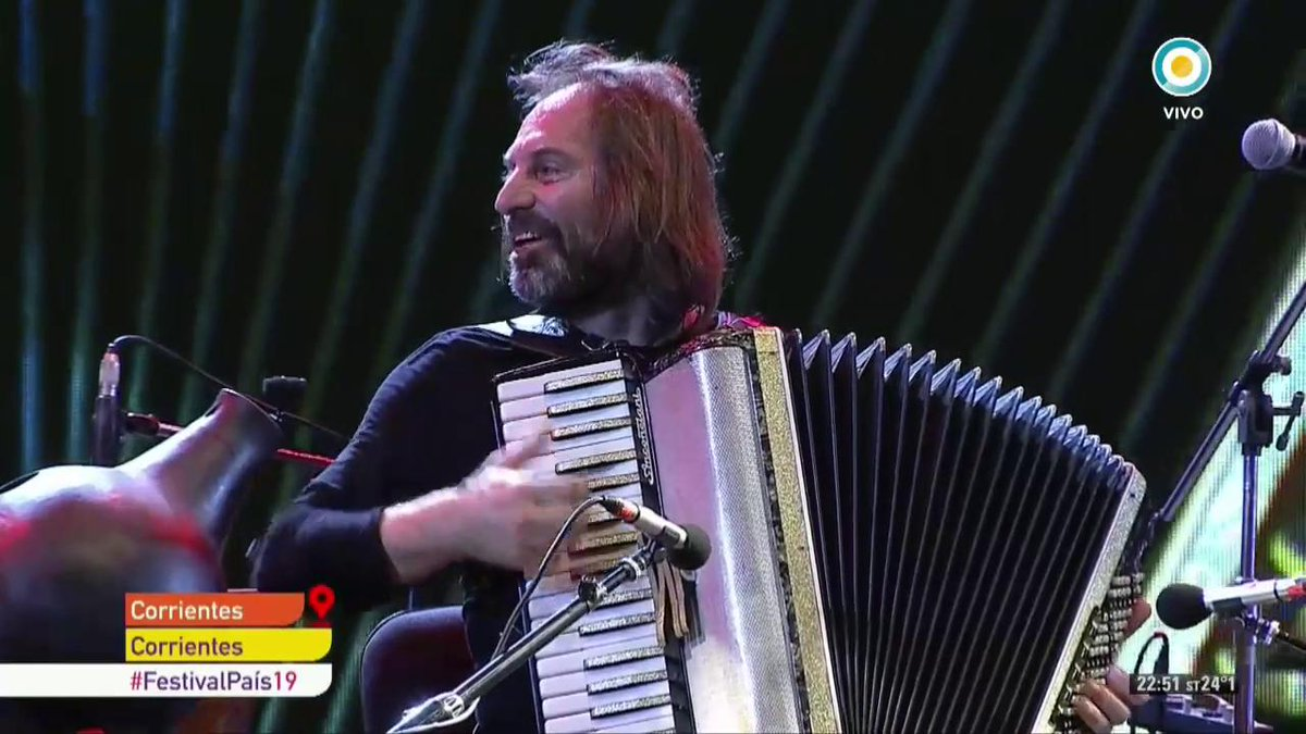 TV Pública Argentina's photo on Chamamé