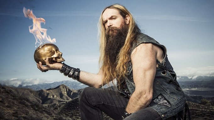 Zakk Wylde Born today in 1967.  Happy Birthday!