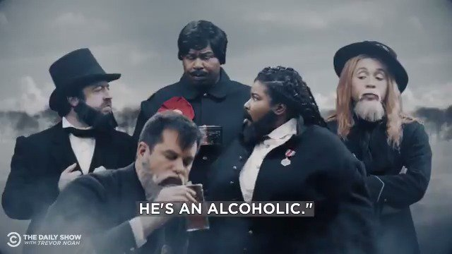 It's Drunk History: Trump Edition!