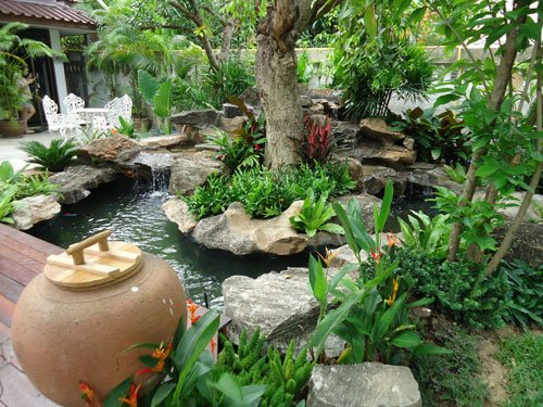 Thai Garden Design On Twitter Beautiful Thai Style Rock