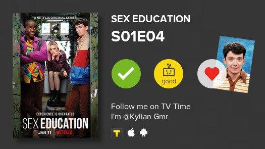 Kylian's photo on #SexEducation