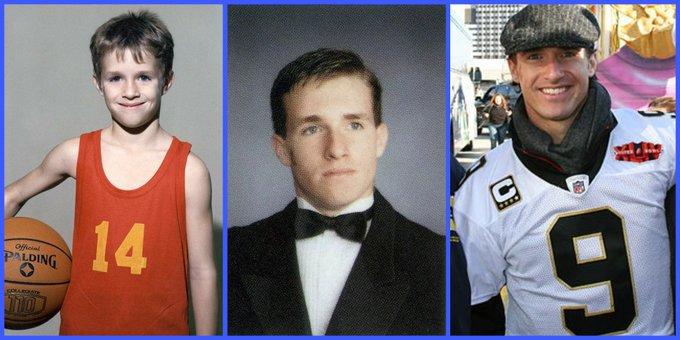 HAPPY BIRTHDAY Today & everday  January 15, 1979  Drew Brees,  American football player.