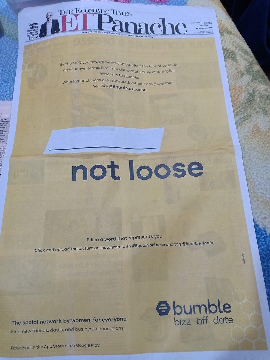 India office bumble Bumble shuts