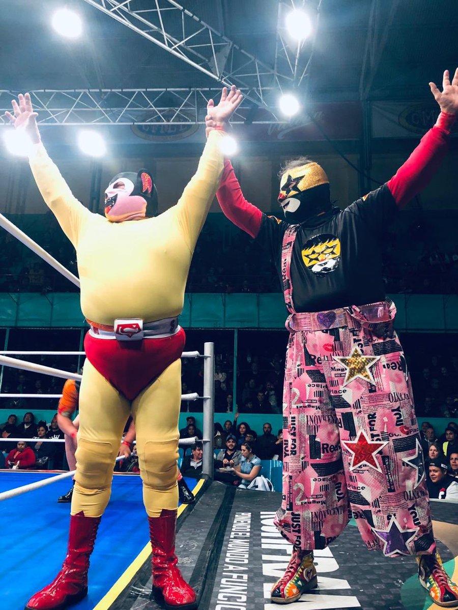 CMLL: Una mirada semanal al CMLL (Del 10 al 16 de enero de 2019) 12