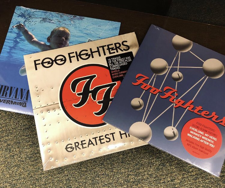 Happy birthday, Dave Grohl!!!
