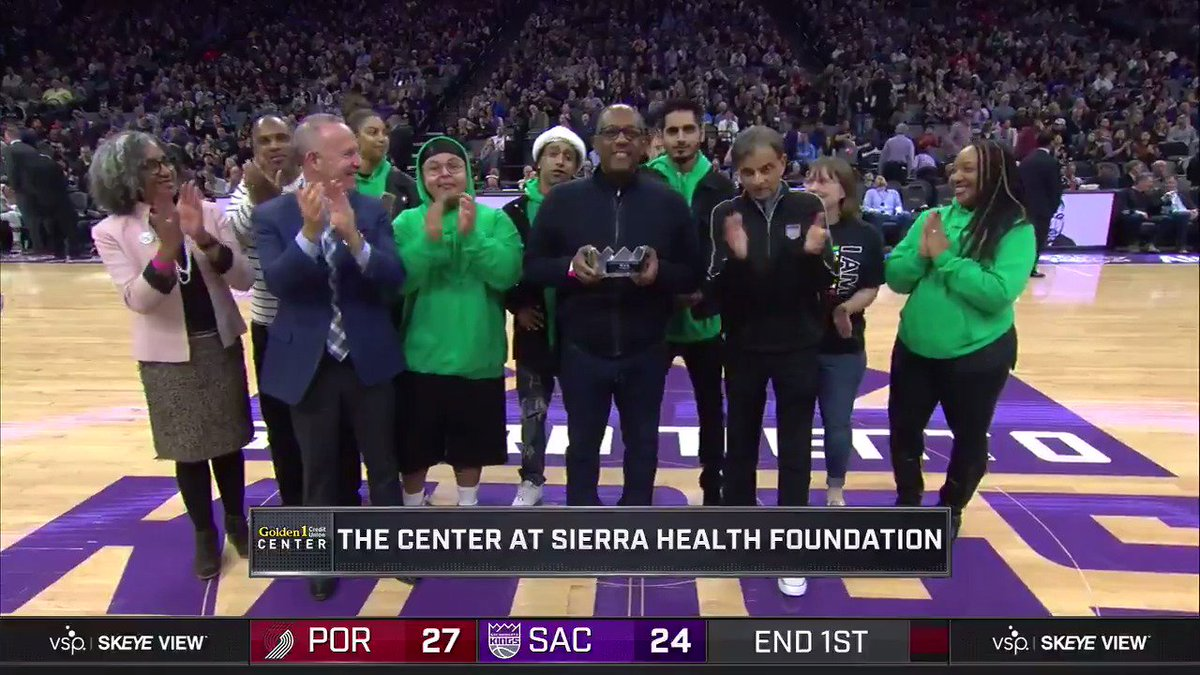 Congratulations to @SHFCalifornia for being awarded the 2019 MLK Community Impact Award! 👑