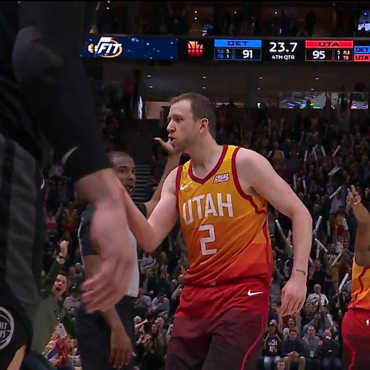 NBA on TNT's photo on Joe Ingles