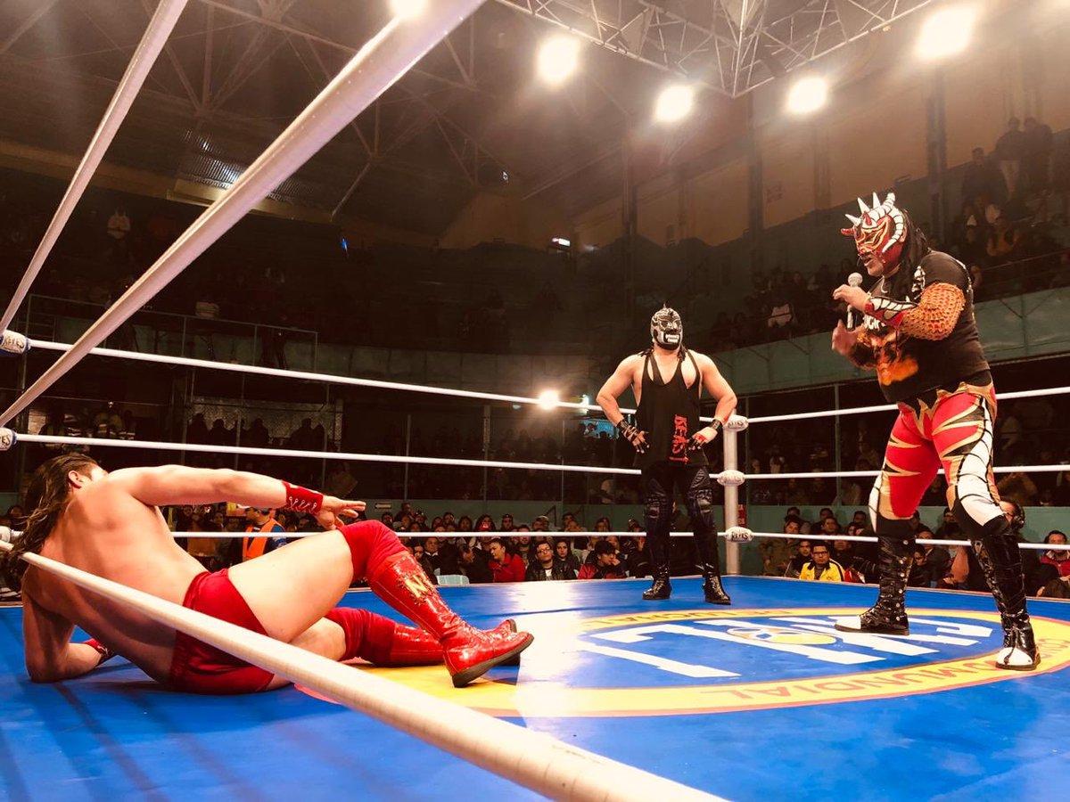 CMLL: Una mirada semanal al CMLL (Del 10 al 16 de enero de 2019) 13