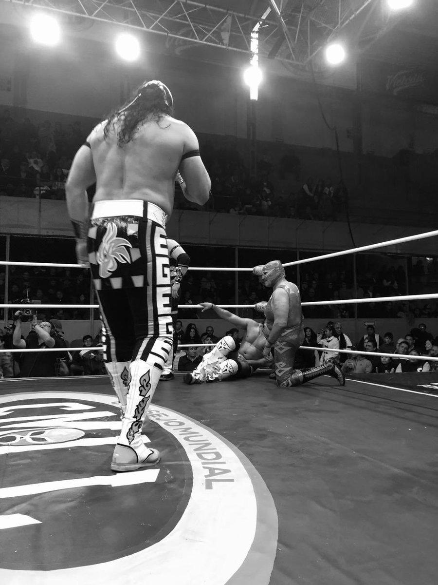 CMLL: Una mirada semanal al CMLL (Del 10 al 16 de enero de 2019) 14