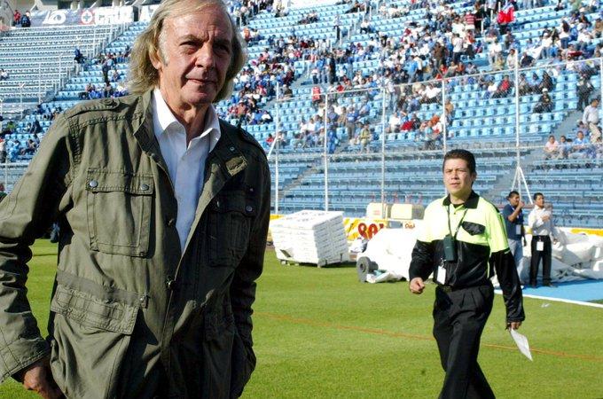 😎 ¡El Flaco ha regresado! 😄 🇦🇷 Menotti, nuevo director de selecciones nacionales en Argentina 👉 Foto