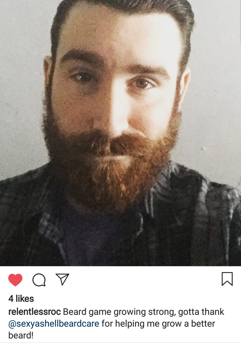 SEXY AS HELL BEARDCARE on Twitter: