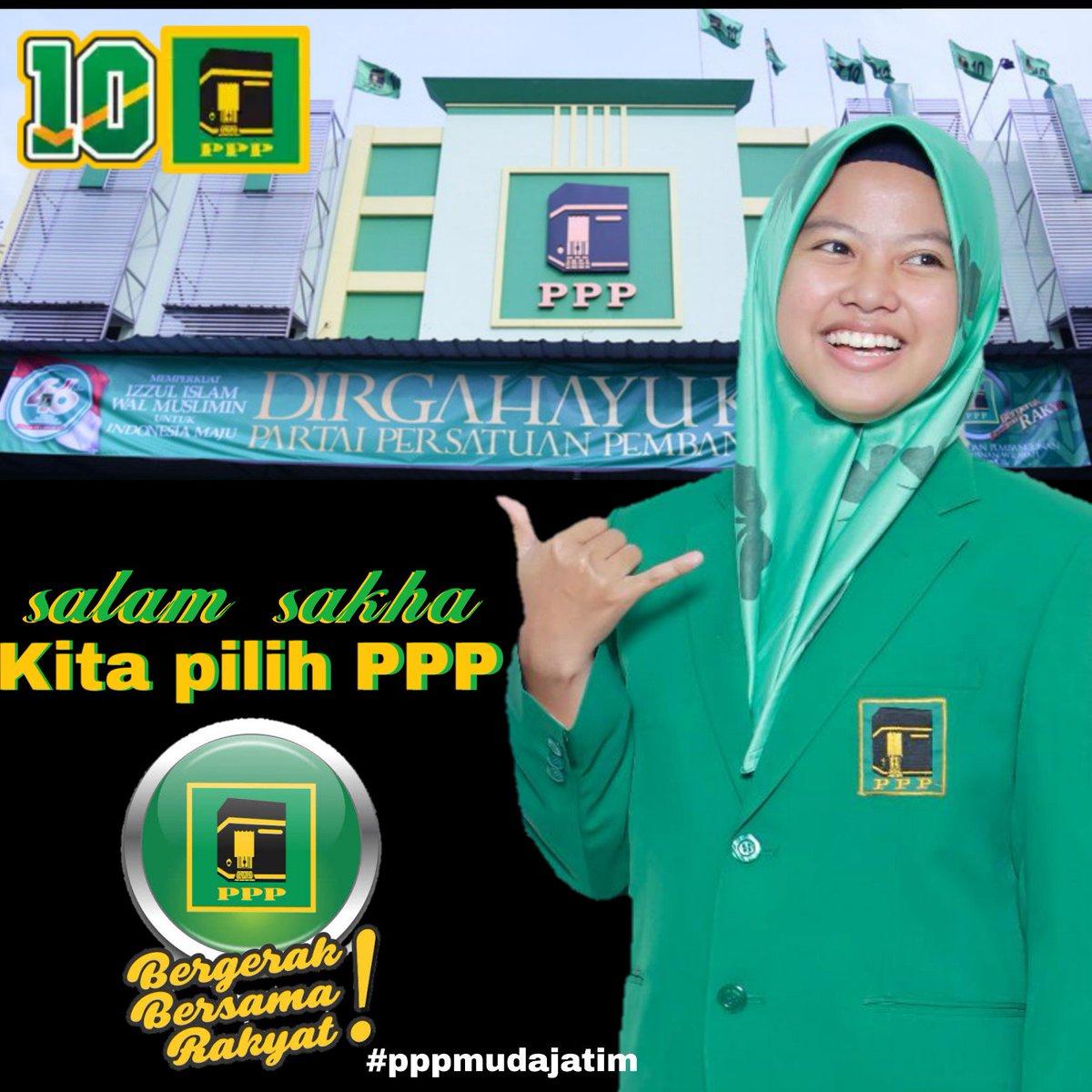 #pppmudajatim #pppmudakabpas #pppmudaindonesia #pppmudakabupatenpasuruan  #PPP10Sempurna  #PPP