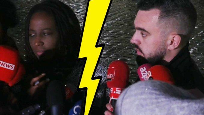 VIDEO - Gilets jaunes: pourquoi Priscillia Ludosky et Éric Drouet prennent leurs distances Photo
