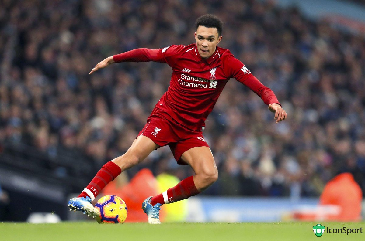 Actu Foot's photo on Trent Alexander-Arnold