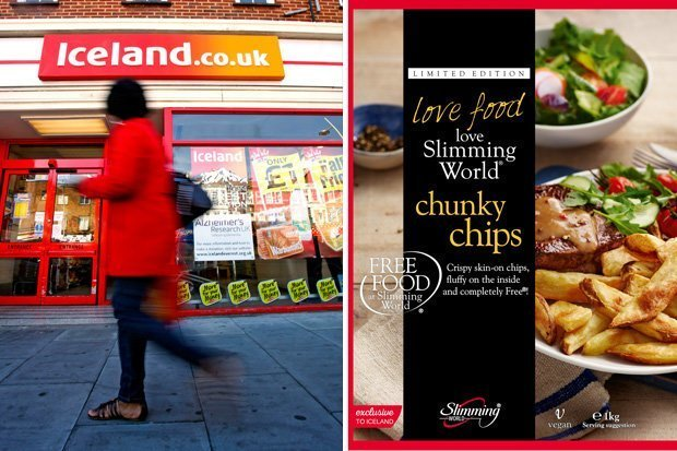 Iceland launches Slimming World Chunky Chips – here's how to get them https://t.co/wCeJrdDCrt