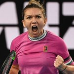 Halep Twitter Photo